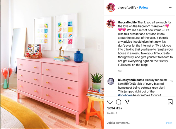 best arts and crafts influencers 2020 thecraftedlife