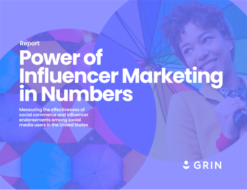 Power of Influencer Marketing in Numbers 3